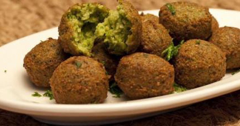 Where To Get The Best Falafel In Beirut