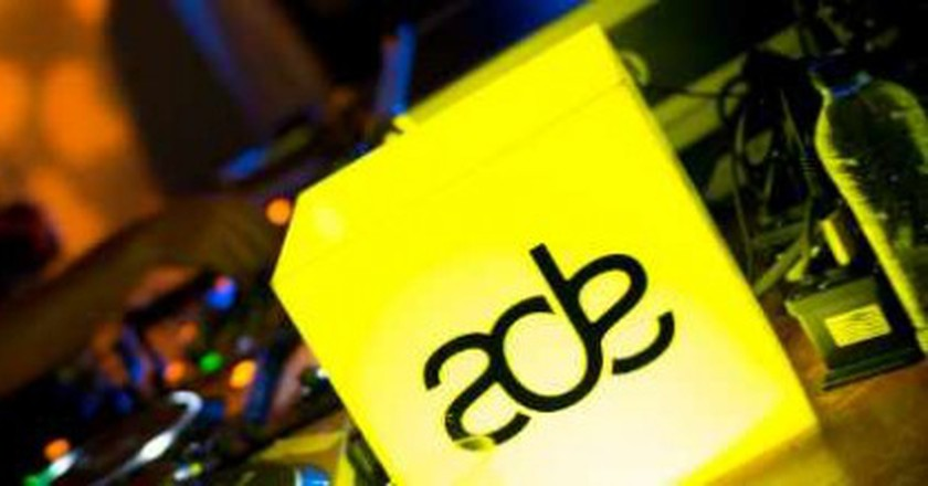 7 Events You Cannot Miss At Amsterdam Dance Event 2015