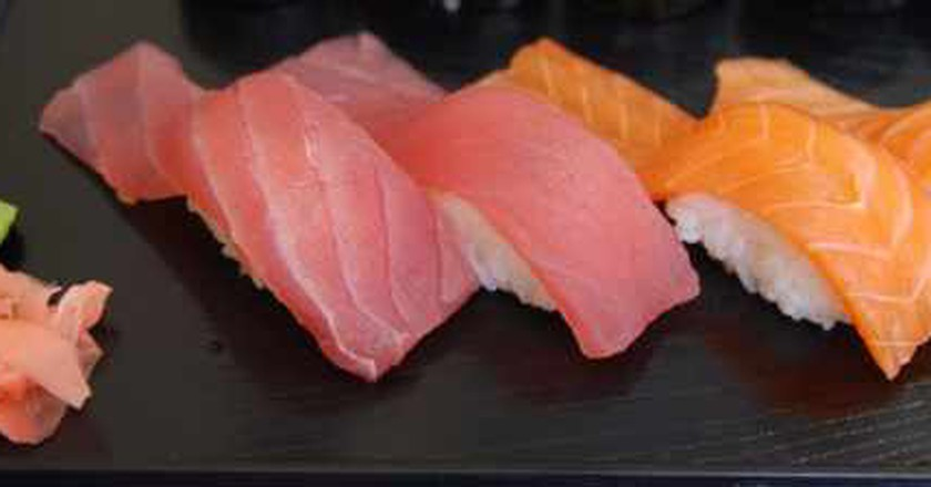 The Best Places For Sushi In Denver