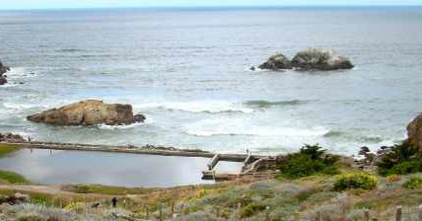 A Brief History Of Sutro Heights And The Sutro Baths
