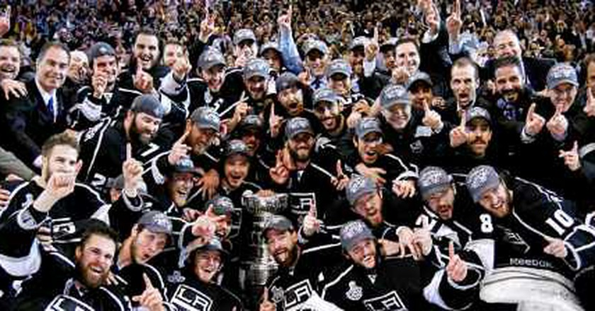 The Los Angeles Kings: California's First Professional Hockey Club