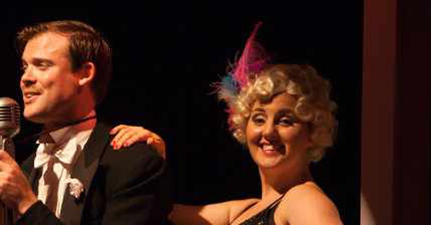 Blackeyed Theatre's Adaptation Of The Great Gatsby Glitters On The Stage