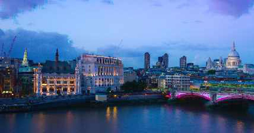 London's Ultimate Hotel For The Design Crowd: Mondrian London