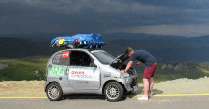 The Mongol Rally: Embracing The Unexpected