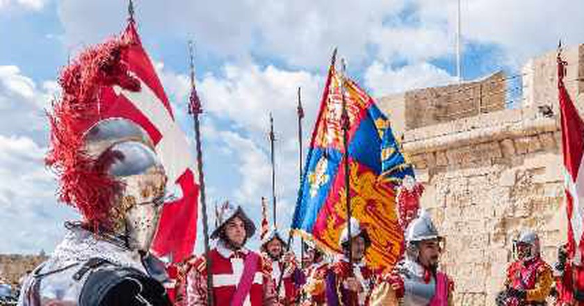 10 Can't-Miss Annual Events In Malta