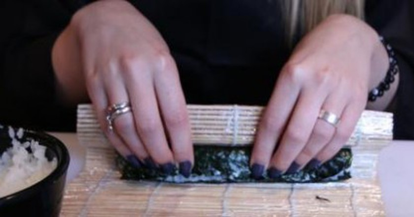 Mastering The Art Of Sushi Making At UNI Restaurant In London