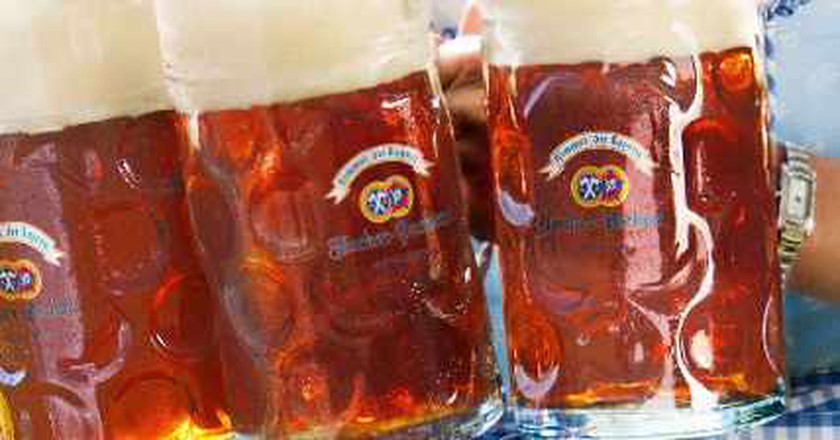 The Best Oktoberfest Events In London