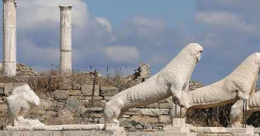 Delos: The Sacred Island Of Apollo In The Cyclades