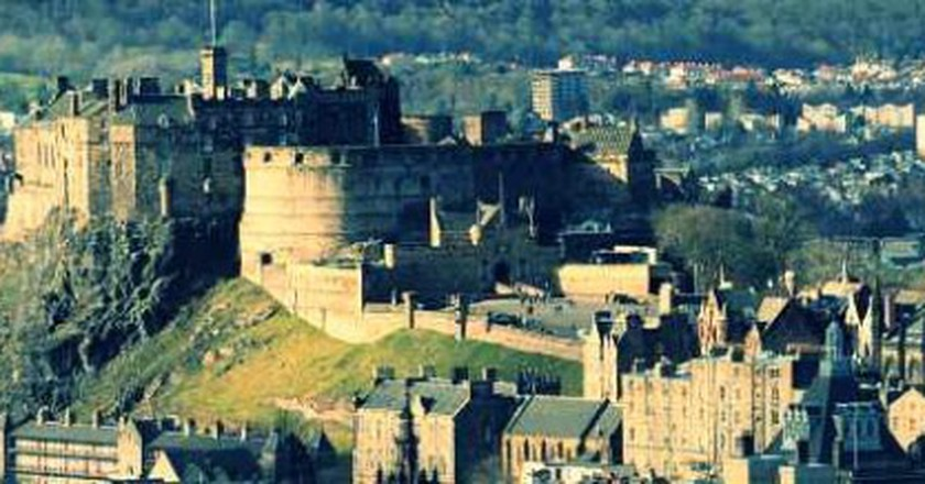 A Literary Tour of Edinburgh