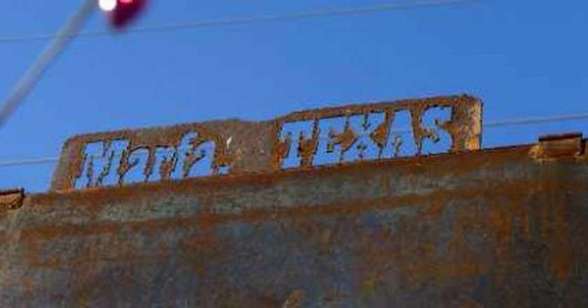 Marfa Is The Biggest Little Town In Texas