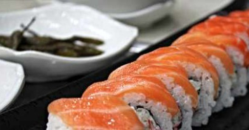 The Best Places To Eat Sushi In Philadelphia
