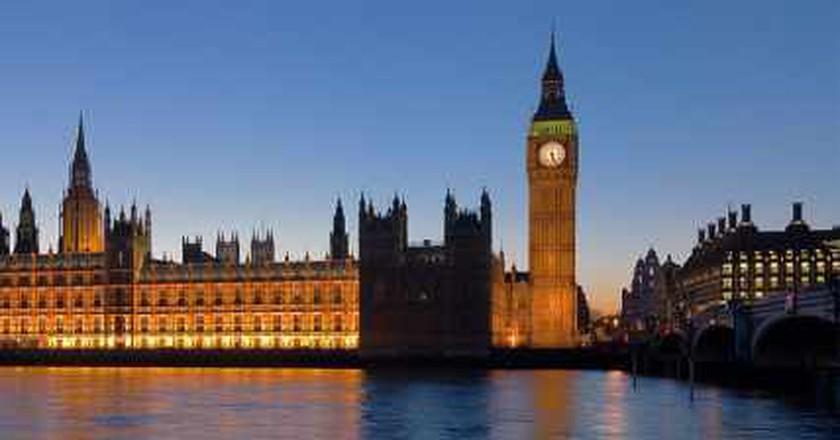 The Best Restaurants: Westminster