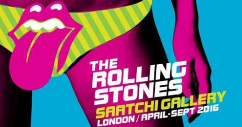 Courtesy of The Rolling Stones Exhibitionism