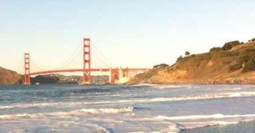 The Best Places To Get A Unique View Of The Golden Gate Bridge