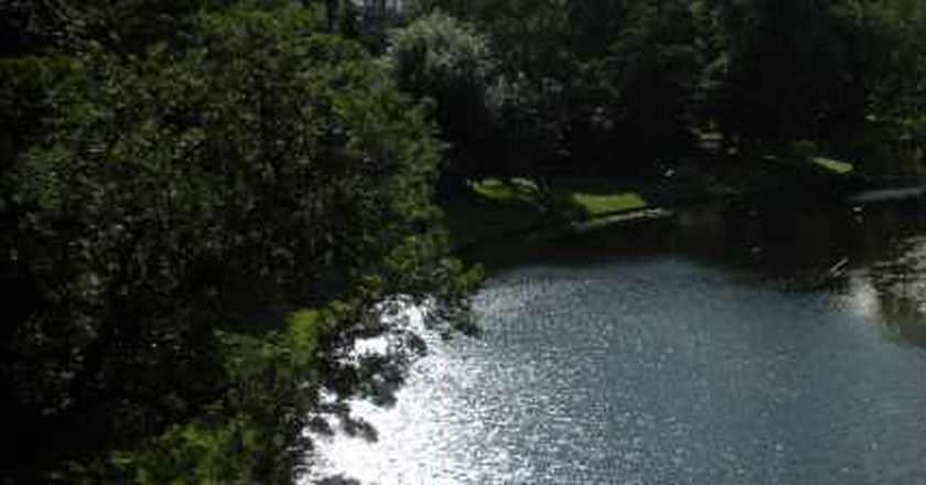 The Most Beautiful Parks In Antwerp