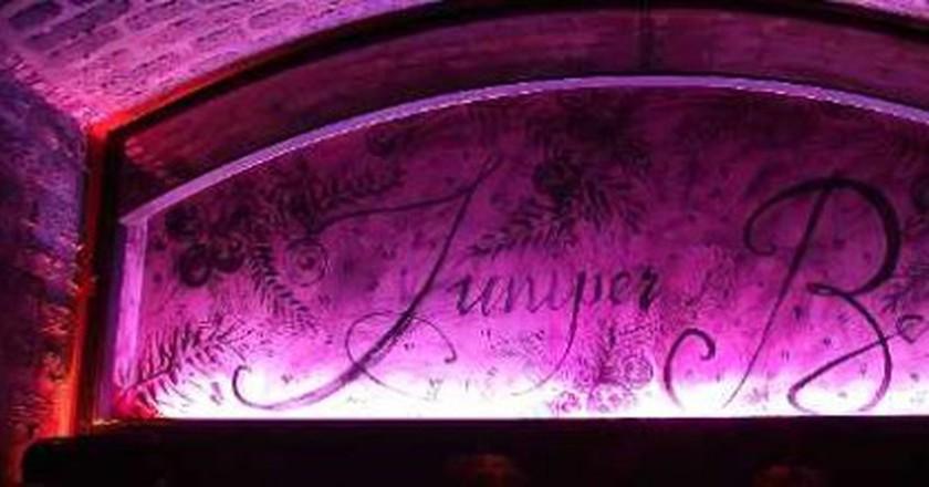 The Best Cocktail Bars In Edinburgh, Scotland