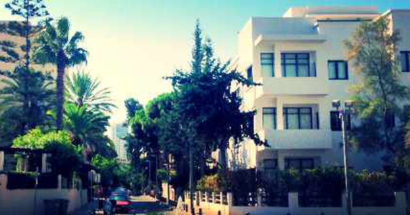 What To See, Do & Eat From Bialik To Bograshov Streets In Tel Aviv