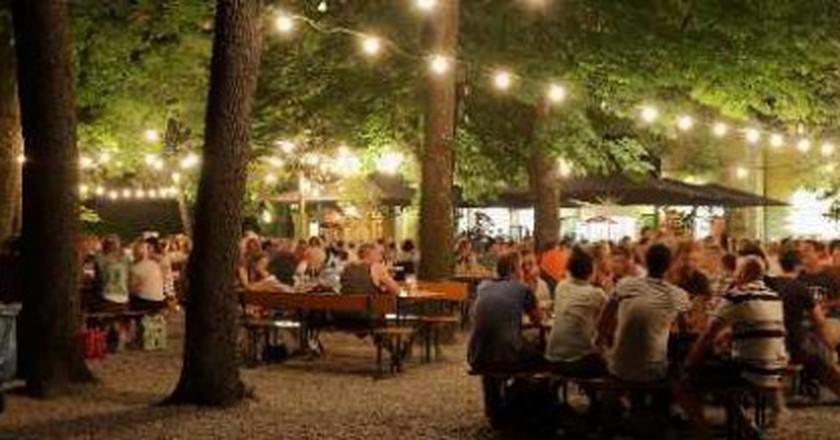 The Best Beer Gardens In Frankfurt, Germany