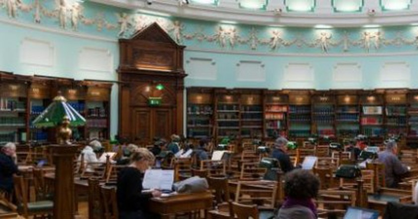 5 Libraries in Dublin Every Bibliophile Should Visit