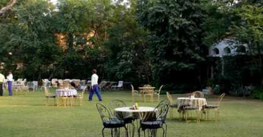 The Best Al Fresco Restaurants In Delhi