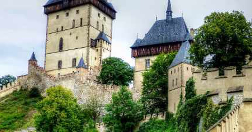 The Most Beautiful Castles In The Czech Republic