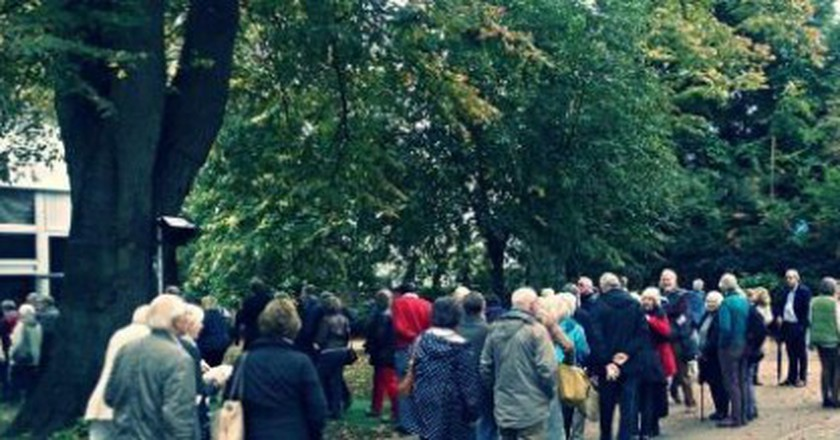 The Cheltenham Literature Festival 2015