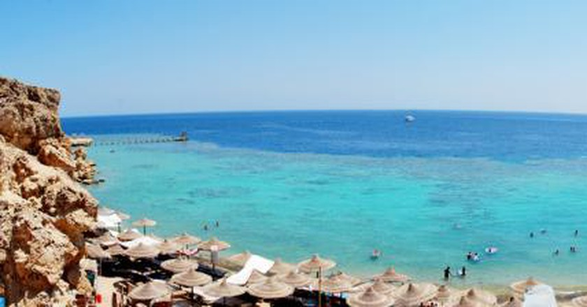 The Best Beach Restaurants And Bars In Sharm El Sheikh, Egypt