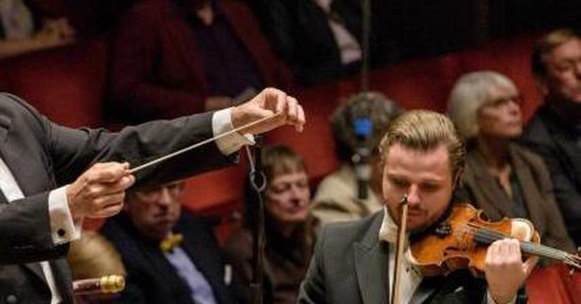 Stockholm's Concert Hall: Classical To World Music
