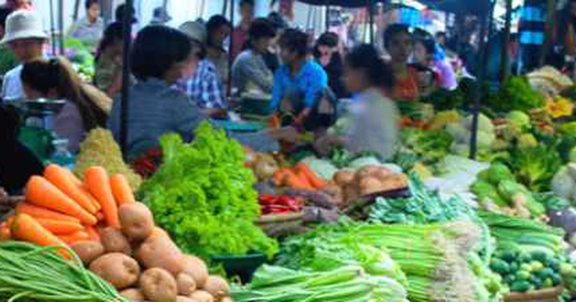 The Top Markets In Phnom Penh, Cambodia