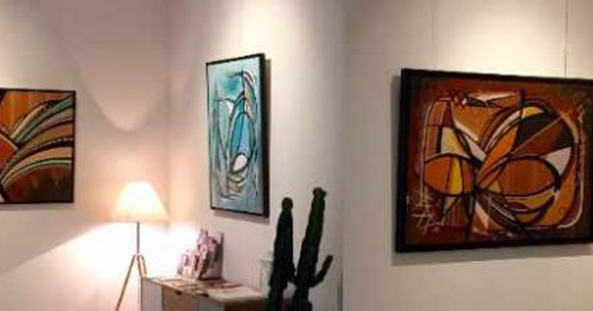 The Best Art Galleries In Lyon, France