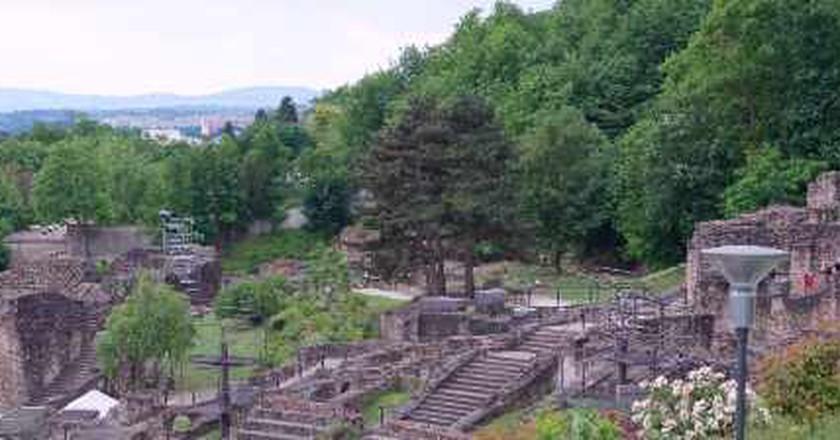 Lyon's Top 5 Ancient Sites