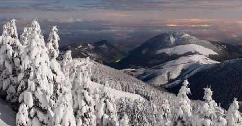 The 5 Best Ski Resorts In Piedmont
