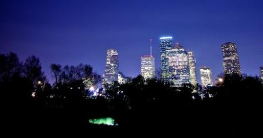 The Soul Of Houston Captured In A Timelapse