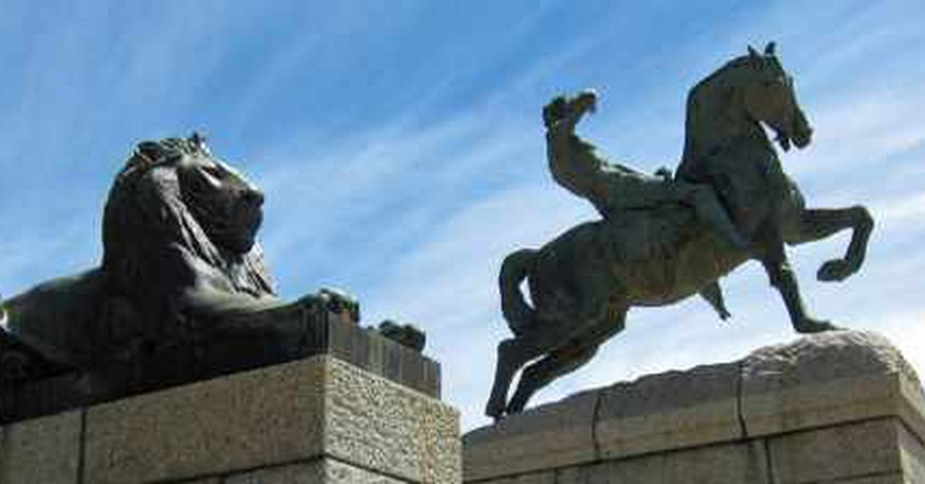 The Best Places To See Sculpture in Cape Town