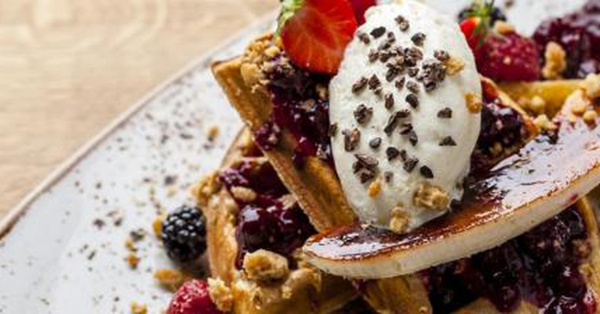 An Interview With Duck & Waffle's Executive Chef, Dan Doherty