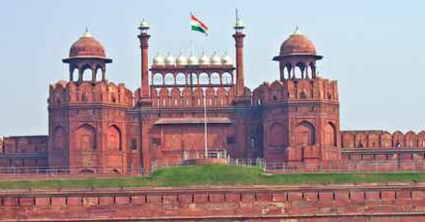 A Literary Tour Of Delhi