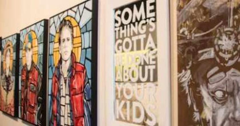 Meet The Artist: Callum Preston's Boundless Street Art