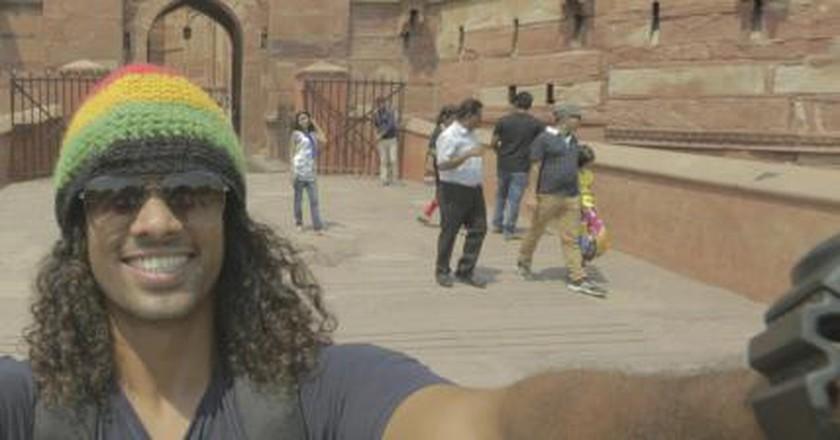 Meet India's Selfie King, Clince Varghese