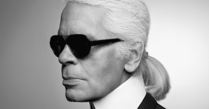 Karl Lagerfeld: Images From A Visionary Career