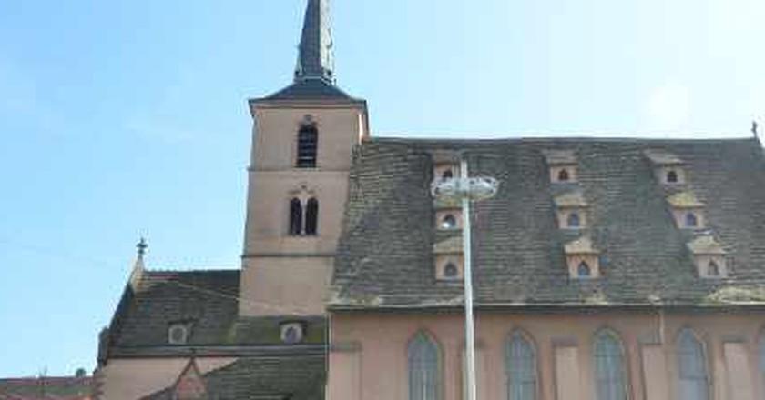 The Best Churches In Strasbourg