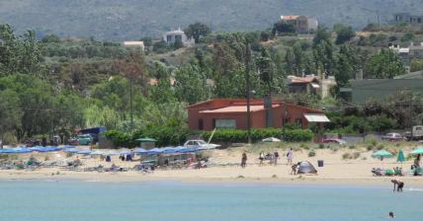 The Loveliest Beaches In Paros, Greece