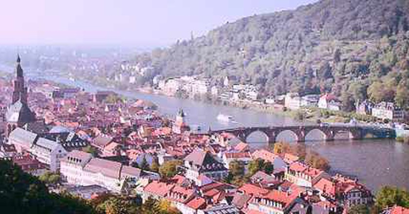 A Literary Tour of Heidelberg