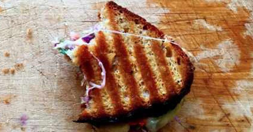 Meet The Sandwich Entrepreneurs, Staś Werno And Sanchia Currie