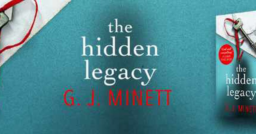 Solve Crimes With Debut Crime Novelist G.J. Minett