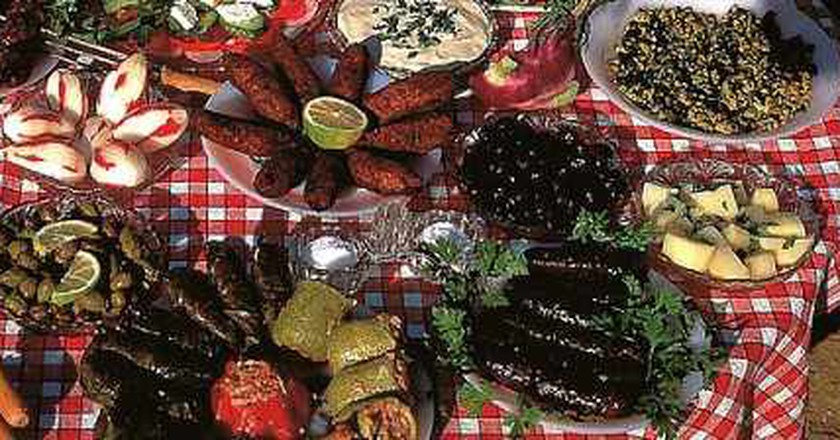 The 10 Best Traditional Foods In Cyprus