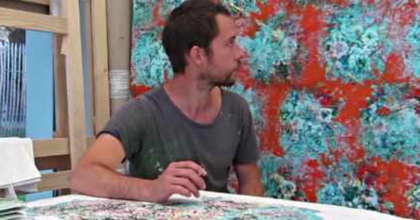 Meet Parisian Artist, Julien des Monstiers