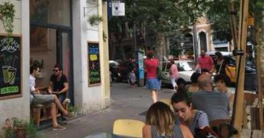 The Best Brunch Spots In Sant Antoni, Barcelona