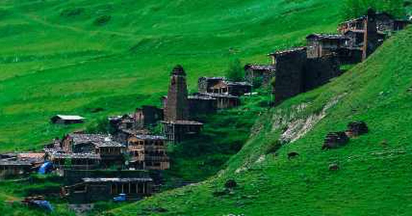 Tusheti: One Of Georgia's Most Fascinating Regions