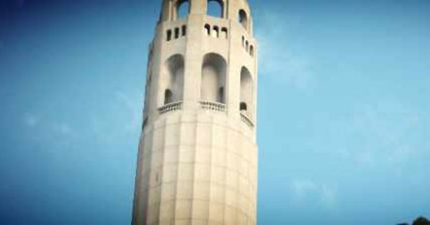 The History Of San Francisco's Coit Tower