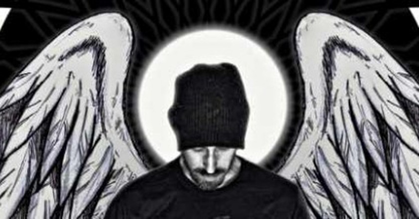 A Photo Journey With Tel Aviv Street Artist Adida Fallen Angel